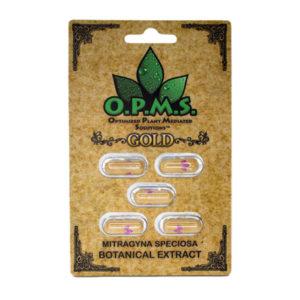 O.P.M.S. Gold Capsules
