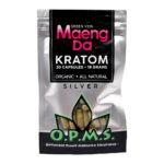 OPMS Silver green vein maeng da capsules