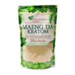 Remarkable Herbs Green Vein Maeng Da Kratom Powder - 20oz