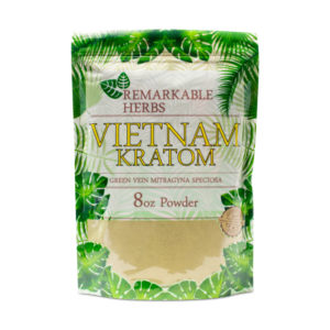 Remarkable Herbs Green Vein Vietnam Powder 8oz