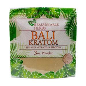Remarkable Herbs Red Vein Bali Powder 3oz