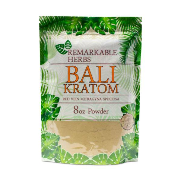 Remarkable Herbs Red Vein Bali Powder 8oz