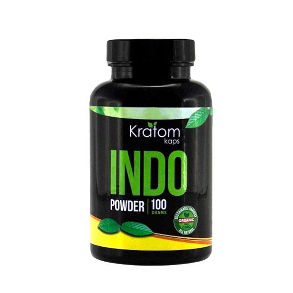 Kratom Kaps Indo Powder 100g