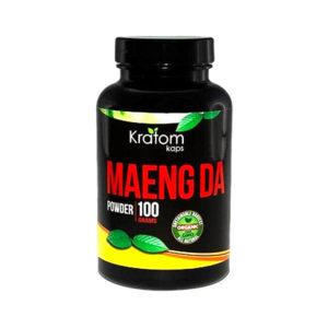 Kratom Kaps Maeng Da Powder